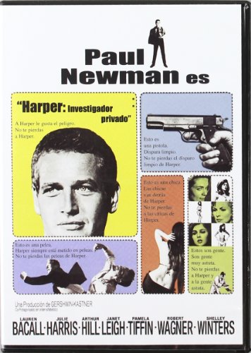 Harper: Investigador Privado (Ed.Eco.) [DVD]