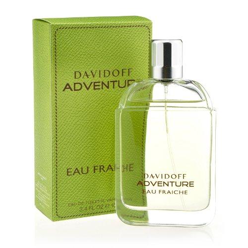Davidoff Adventure, homme/man, Eau Fraà®che, Eau de Toilette, 100 ml