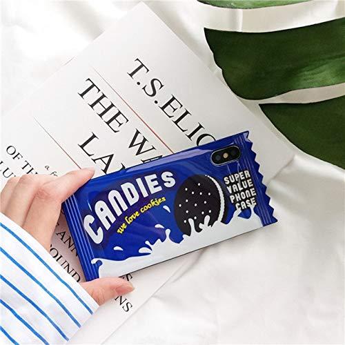 Divertidos Dibujos Candy Food para iPhone