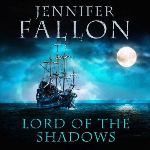 Lord of the Shadows audiobook cover art