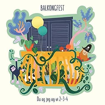 Balkongfest