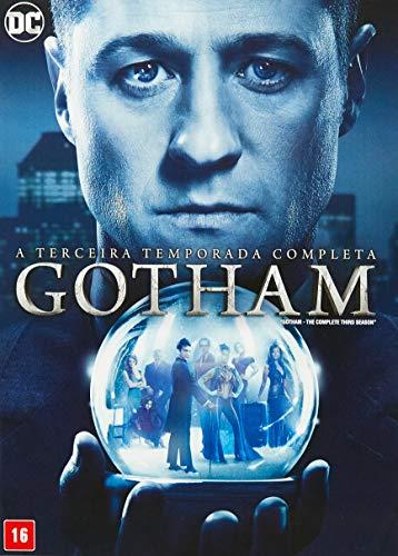 Gotham 3A Temp [DVD]