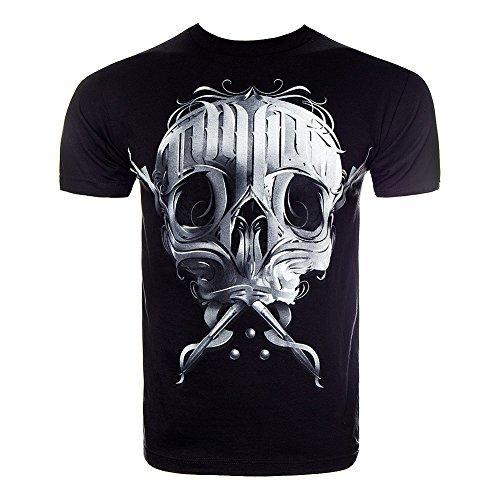 Sullen Art Written T Shirt (Black)