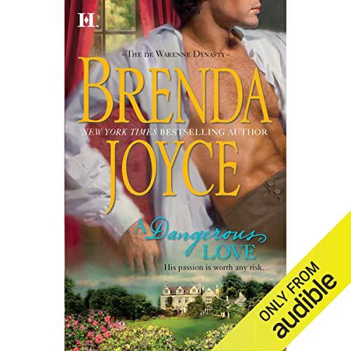 A Dangerous Love Audiobook By Brenda Joyce cover art