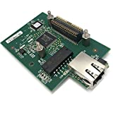 Internal Print Server Network Card for Zebra ZM400 ZM600 Thermal Printer 79823 79501-011