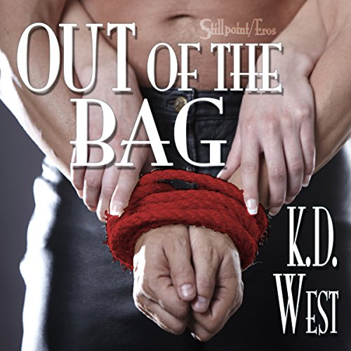 Out of the Bag audiobook cover art
