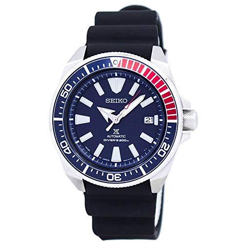 Seiko SRPB53 Prospex Men's Watch Black 44mm Stainless Steel