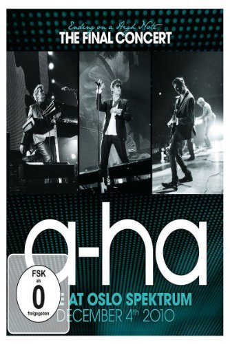 a-ha: Ending On A High Note - The Final Concert [Blu-ray]