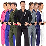 Best Bjj Gis - Elite Sports BJJ GI for Men IBJJF Kimono Review
