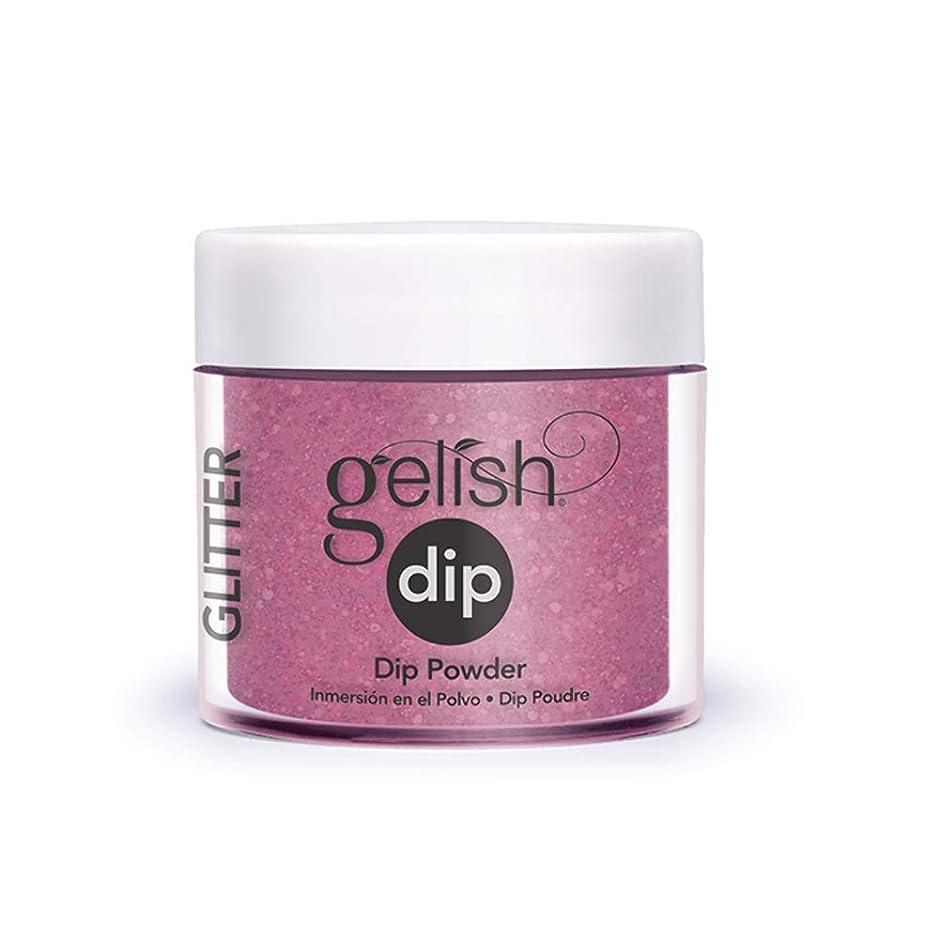 死んでいる光沢れるHarmony Gelish - Acrylic Dip Powder - Too Tough to be Sweet - 23g / 0.8oz