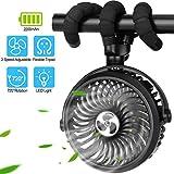 Best Stroller Fans - TDONE Stroller Fan Mini Portable Fan USB Personal Review