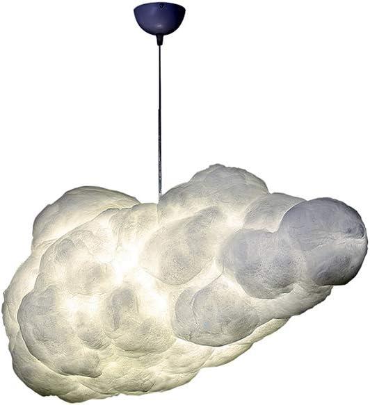 Arsezon Columbus Mall 50CM LED Cloud Pendant Cover Creative El Paso Mall DIY Light Co