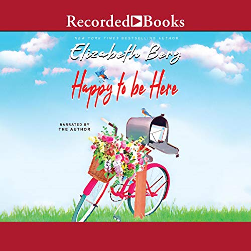 Happy to Be Here audiobook cover art
