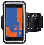 CoverKingz Sac de Bras pour Samsung Galaxy J8 Sport Brassard, avec Fente pour clé - Étui pour...