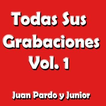 Todas Sus Grabaciones, Vol. 1