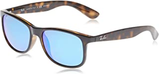 Ray-Ban RB4202 Andy Rectangular Sunglasses