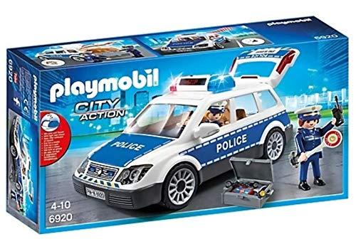 Playmobil City Action 6920 - Auto della Polizia, dai 4 anni