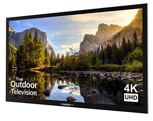 Our #1 Pick is the SunBriteTV 43-Inch SB-4374UHD-BL