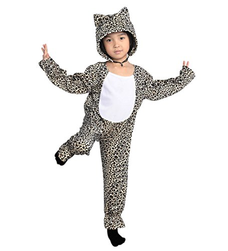 TO11 Leopard Taille 92-96 Costumes léopard Costume Leopard Costume Carnival Carnival