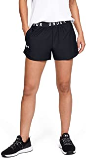 Under Armour womens Play Up Short 3.0 Shorts (pack of 1)