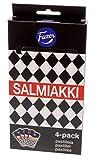 Fazer Salmiakki 4er Pack -