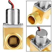 再利用可能な電磁弁、DC 4.5Vパルス電磁弁、プリペイド節水システム、誘導クリーナー用ガーデン灌漑