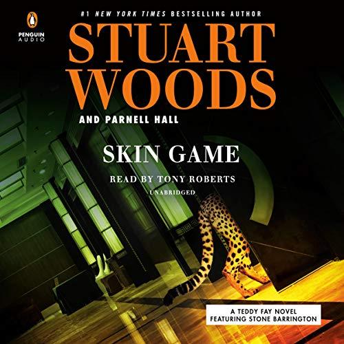 Skin Game: Teddy Fay Series, Book 3