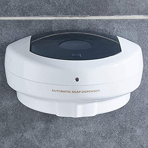 Dispensador de jabón Dispensador de jabón 500 Mills Blanco Hotel Dispensador de jabón para el hogar Dispensador de jabón Inteligente Dispensador de jabón Inteligente Dispensador de jabón de inducción