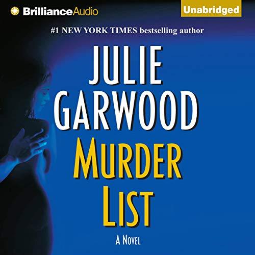 Murder List audiobook cover art