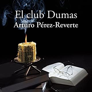 El club Dumas[The Dumas Club] audiobook cover art