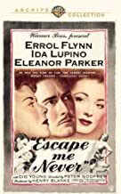 Escape Me Never by Warner Archive Collection