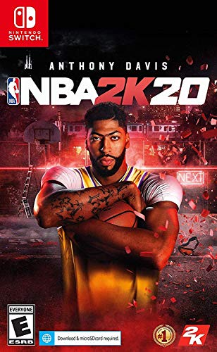 NBA 2K20 for Nintendo Switch [USA]