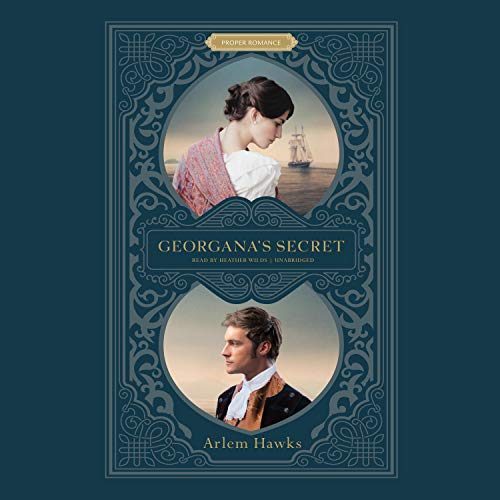 Georgana's Secret cover art