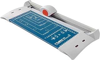 Dahle 505 przycinarka do papieru (format DIN A4, 8 arkuszy wydajność cięcia) niebieska