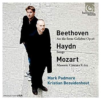 Beethoven: An die ferne Geliebte (Bonus Track Version)