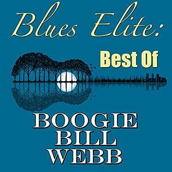 Blues Elite: Best Of Boogie Bill Webb (Live)