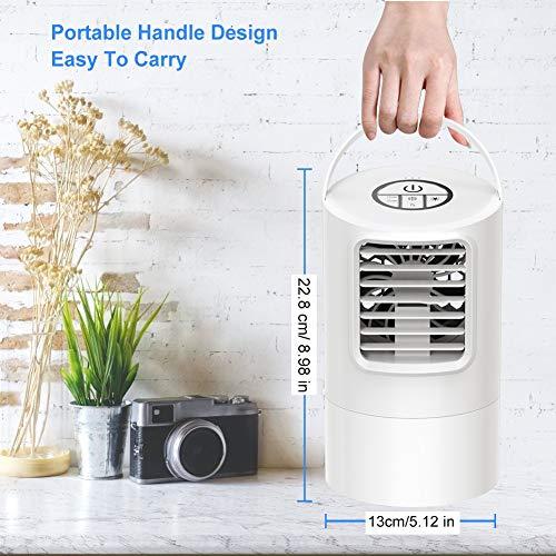 Duomishu 4in1 Mini-Luftkühler Erfahrungen & Preisvergleich