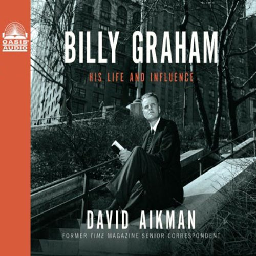 Billy Graham audiobook cover art