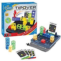 Tipover is a critical thinking game