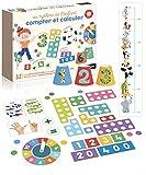 Nathan-Au - Estuche Original para Aprender Las matemáticas para niños a Partir de 3 años, 31164