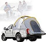 MWKL Tienda de campaña/Tienda de camioneta Impermeable de Tela Oxford 210D para Acampar al Aire Libre, Tienda de campaña para camión de Pesca, Adecuada para 1-2 Personas, fácil de Instalar