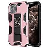 HHF Téléphone Portable Accessoires pour iPhone 12/12 Pro / 12 Pro Max 12 Mini, Kickstand Coque de...