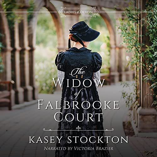 The Widow of Falbrooke Court Audiobook By Kasey Stockton cover art