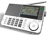 Sangean ATS-909X (白) FM76-108MHz 100VACアダプター 日本語版説明書付属 FM/LW/MW/SW 短波ラジオ
