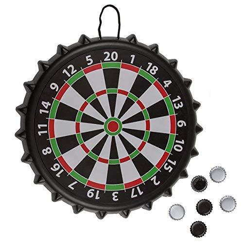 OOTB Unisex– Erwachsene 93/2085 Trinkspiel, Schwarz, 41cm