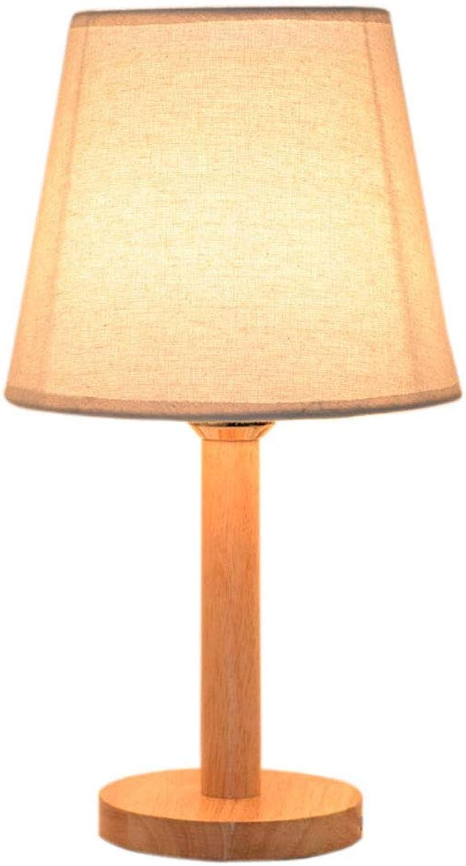 Schreibtischlampen Tischlampe, Tischlampe Schlafzimmer Nordic Amerikanischen Stil Wohnzimmer Lampe Moderne Minimalistische Mode Warme Kreative energiesparende Led Nachttischlampe, Tischlampe Tisch- &
