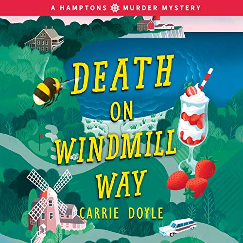 Death on Windmill Way Titelbild