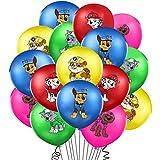 Paw Dog Patrol Birthday Party Balloons, Paw Dog Patrol Balloons for Kids Gift Fiesta de cumpleaños Suministros Decoración 40PCS