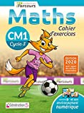 Cahier d'exercices iParcours maths CM1 - Édition 2020