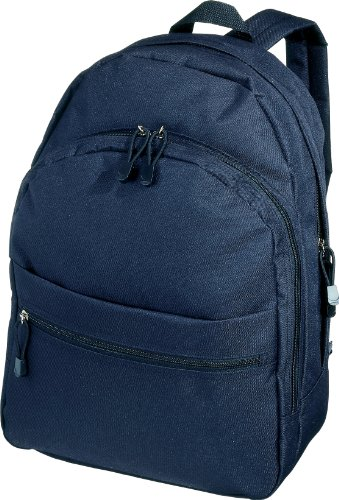 CENTRIX 'TREND' RUCKSACK BACKPACK - 11 GREAT COLOURS (NAVY BLUE)